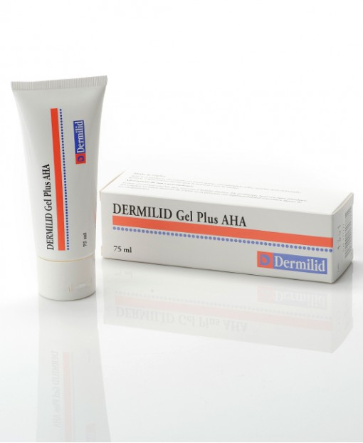 Dermilid Gel Plus AHA